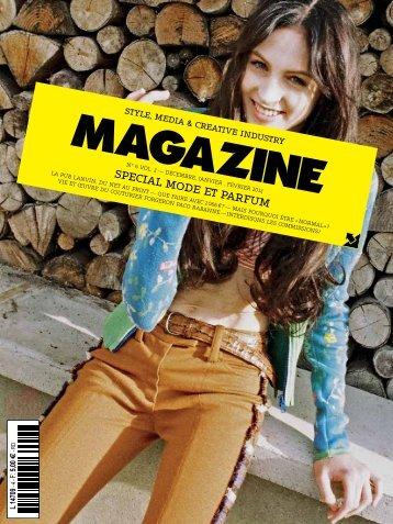 SPECIAL MODE ET PARFUM - Magazine