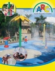 The More Wa ter... The More Fun! - Aquatic Recreation Company