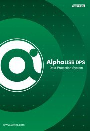 Alpha_USB DPS-1 - Settec