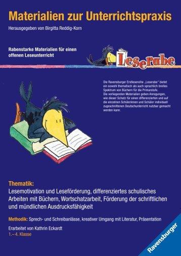 Materialien zur Unterrichtspraxis