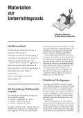 Materialien zur Unterrichtspraxis - Seite 2