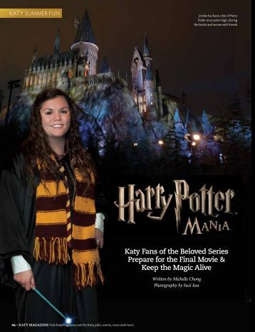Katy Fans of the Beloved Series Prepare for the ... - Katy Magazine