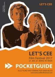 LET'S CEE Film Festival Pocketguide