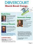 Dovercourt March Break Newsletter 2017 - Page 4