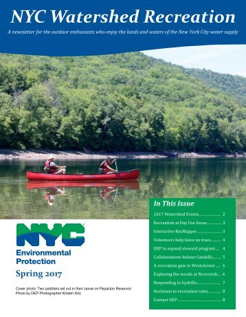 NYC Watershed Recreation