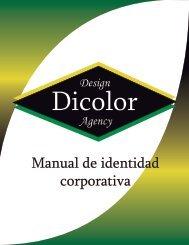 Manual de identidad dicolor