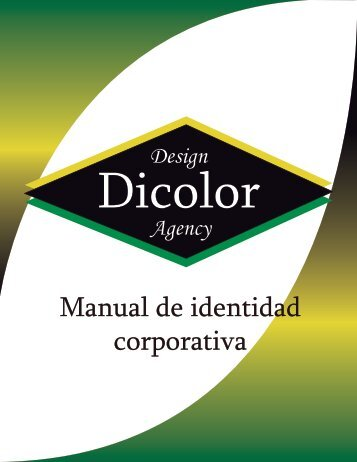 Manual de identidad dicolor