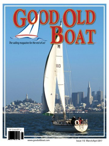 The sailing magazine for the rest of us!