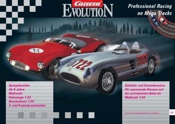 Carrera Katalog 2000 - Stuck