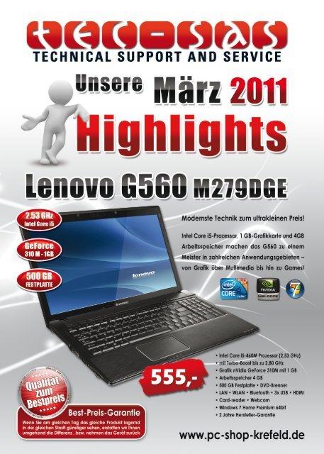 Lenovo IdeaPad U160