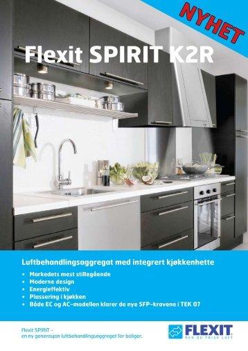 Flexit SPIRIT K2R