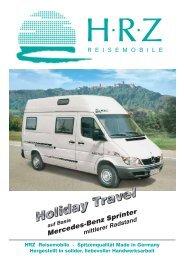 HRZ Reisemobile - Reisemobil International