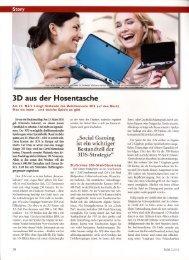 3D aus der Hosentasche - Achim Fehrenbach