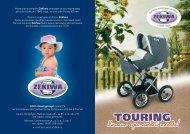 zekiwa touring - Экопартнер