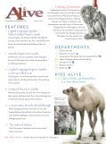 AliveFall 2005 - Zoological Society of Milwaukee - Page 3