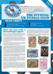 issue 76 - Jigsaw Puzzles
