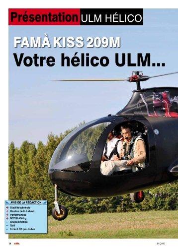 Vol Moteur - Famà helicopters