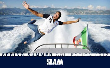 SPRING SUMMER COLLECTION 2012 - Slam