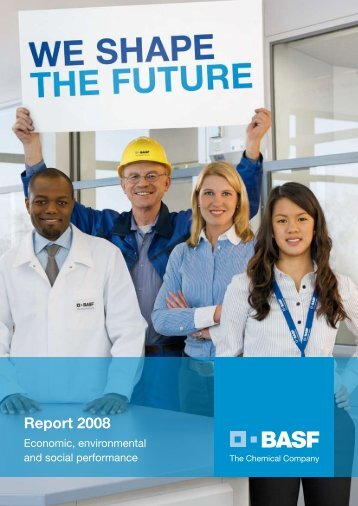 Annual Report 2008 - BASF