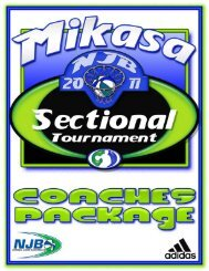 (2) teams are tied, a point differential - 2011 All-Stars Mikasa Boys ...