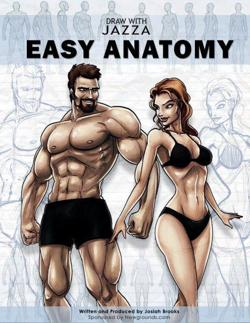333193368 Draw With Jazza Easy Anatomy Pdf