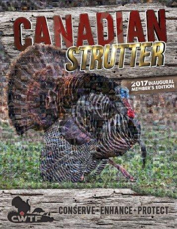 CWTF 2017 Inaugural Member's Edition Magazine