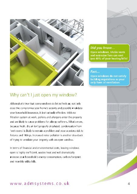 to Ventilation for self-builders and renovators Guide