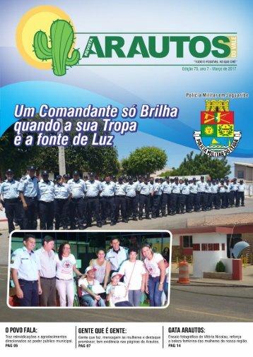 BONECO REVISTA ARAUTOS DO VALE EDIÇÃO 75-02