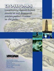 Table of contents - Megan Gallagher Conservation Consulting