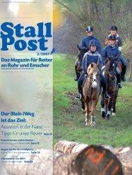 Stallpost 2-2007 okay.qxd - KRV Dortmund