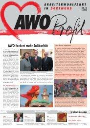 AWO fordert mehr Solidarität - AWO Dortmund