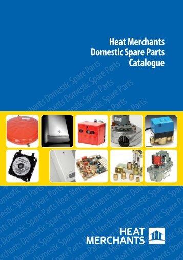 Heat Merchants Domestic Spare Parts Catalogue