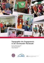 Topographie des Engagements in der Dortmunder Nordstadt