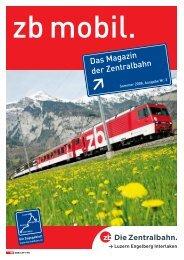 Sommer 2008 - Zentralbahn