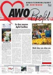 In den sauren Apfel beißen - AWO Dortmund