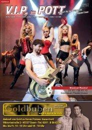 Musical Rocks! 29.03. - 30.03.12 Colosseum Theater Essen