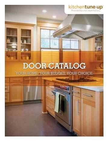 DOOR CATALOG - Kitchen Tune-Up