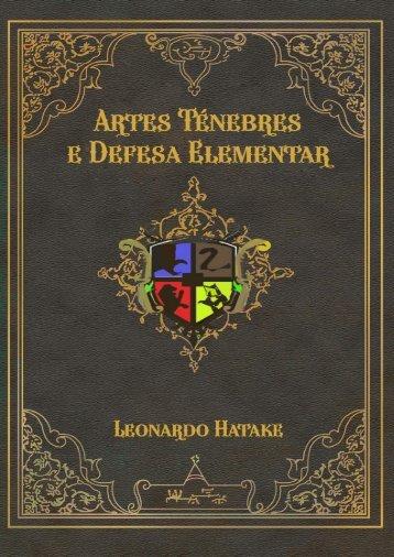 Defesa Contra as Artes Negras:  Artes Ténebres e Defesa Elementar