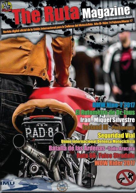 The Ruta Magazine Edicion n14 Febrero 17