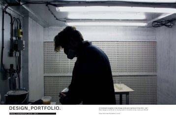 Design Portfolio - Daniel Carpenter