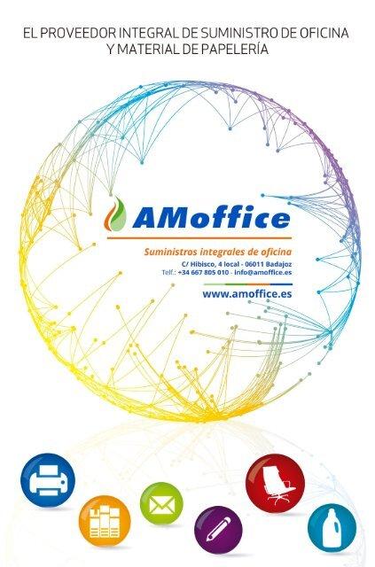 CATALOGO 2017 AMOFFICE