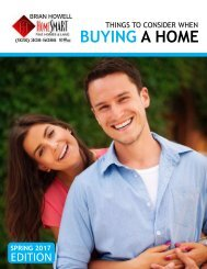 Buying a Home Spring 2017_Brian Howell