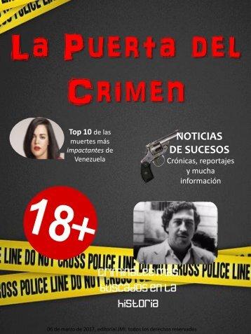 La Puerta del Crimen PDF