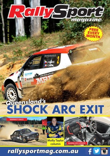RallySport Magazine March 2017
