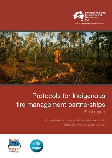 Protocols for Indigenous fire management partnerships