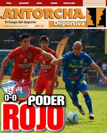 Antorcha Deportiva 254