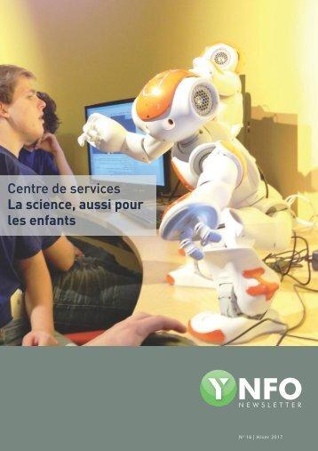 Centre de services La science aussi pour les enfants