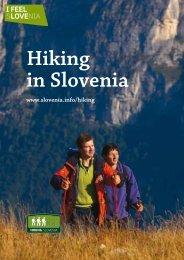 Hiking - Bled