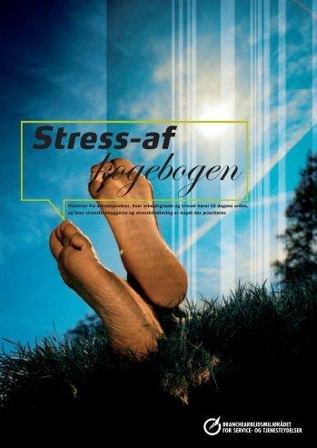 Stress-af kogebogen - BAR - service og tjenesteydelser.