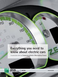 Everything you need to know about electric cars - Arval
